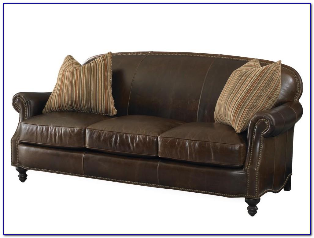 Bradington Young Leather Sofa Recliner