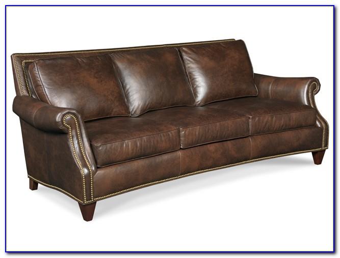 Bradington Young Sheffield Leather Sofa