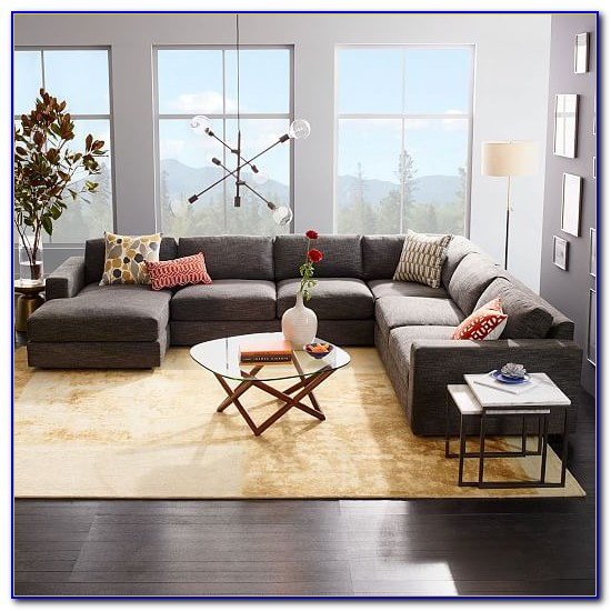 Build Your Own Leather Sectional Sofa