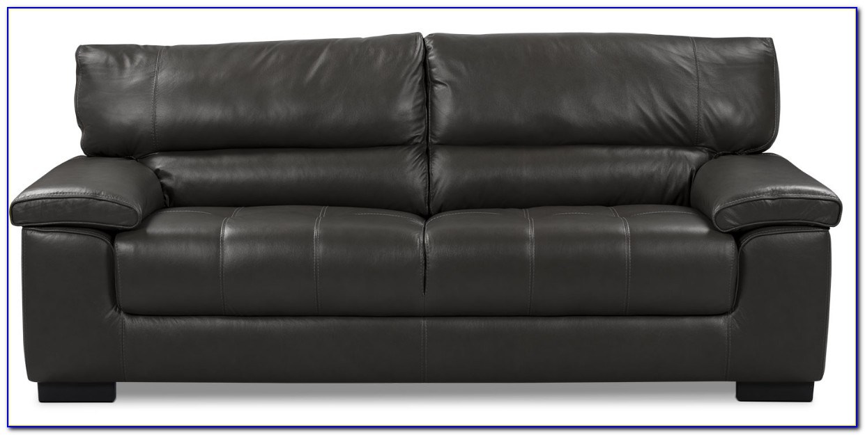 Chateau Dax Leather Sofa Bloomingdales