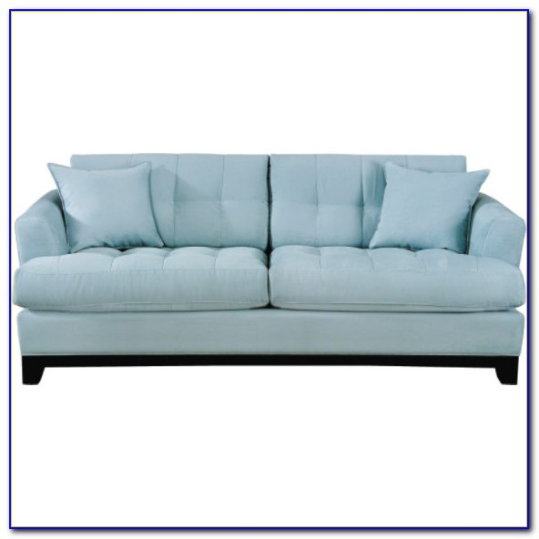 Cindy Crawford Denim Sofa Slipcover