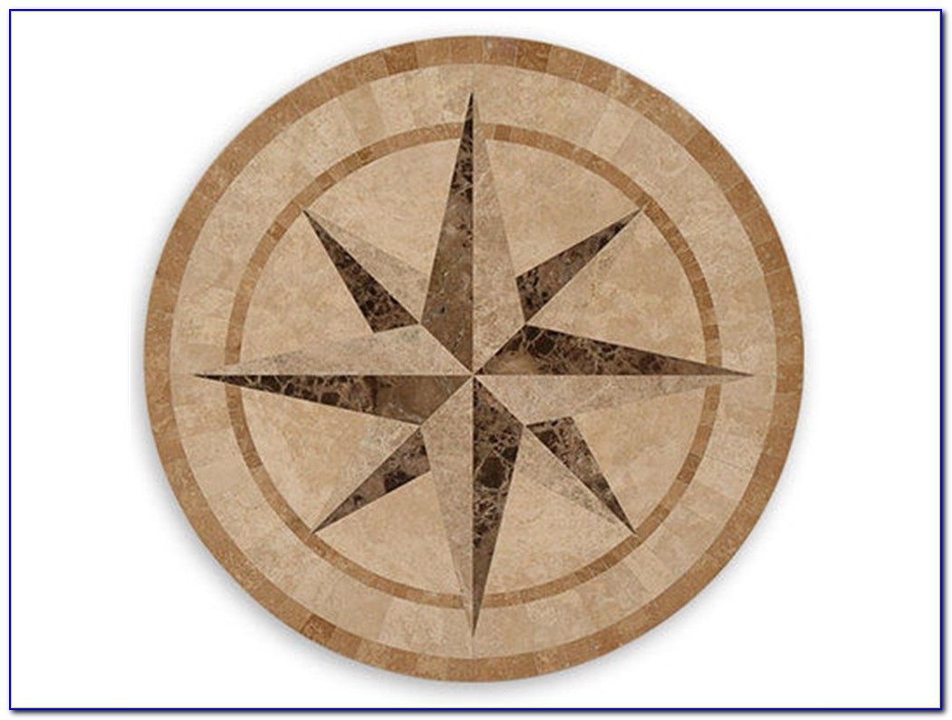 Compass Rose Rug Ebay