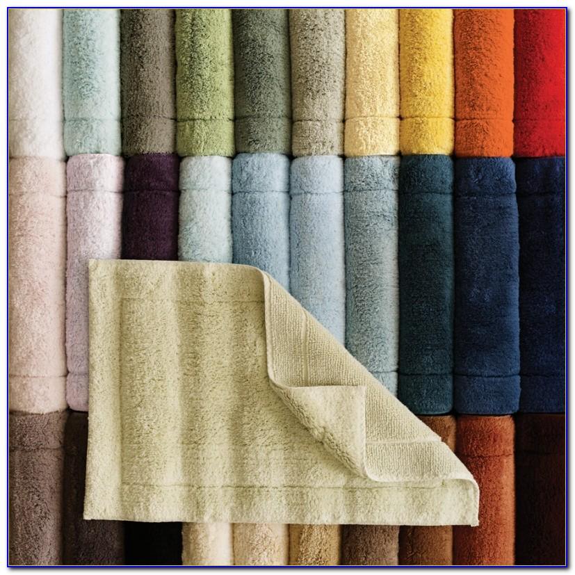 Cotton Reversible Contour Bath Rugs