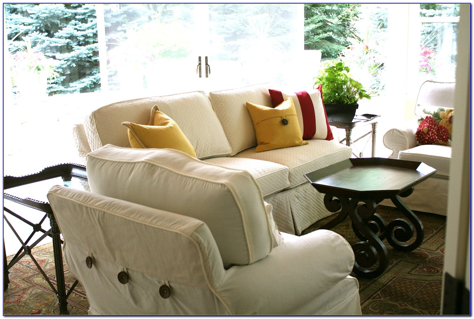 Custom Furniture Slipcovers For Sofas