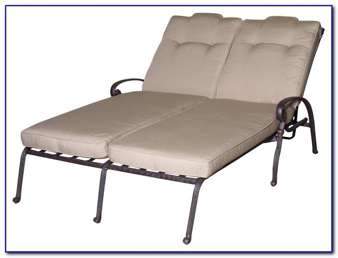 Double Chaise Lounge Furniture