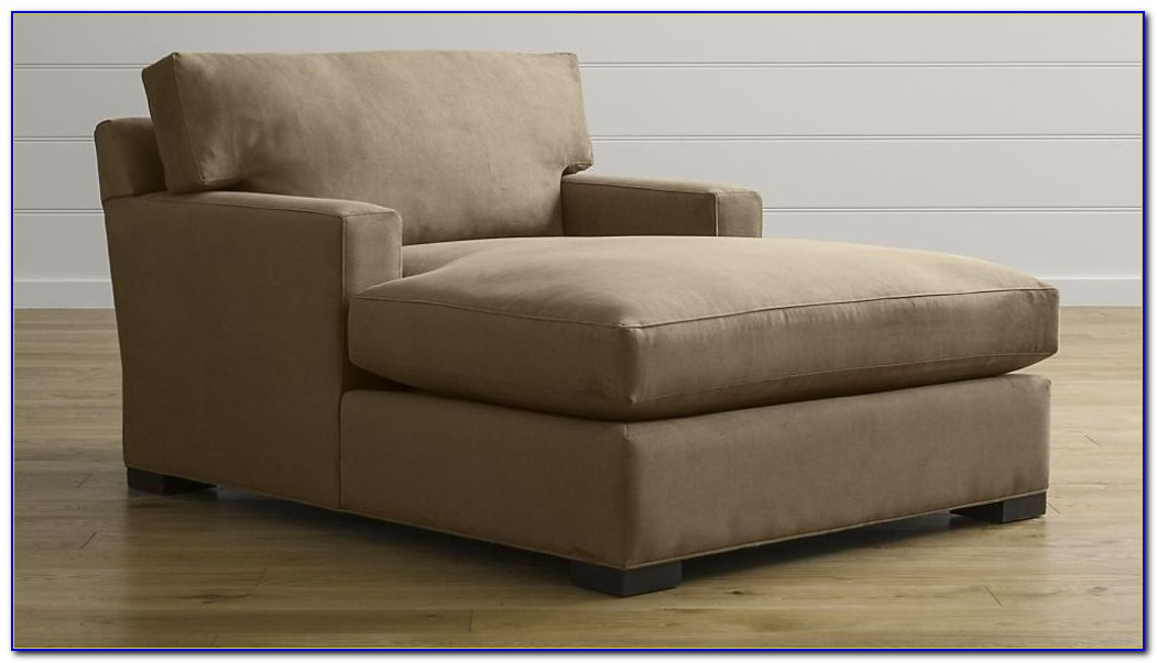 Double End Chaise Lounge Sofa