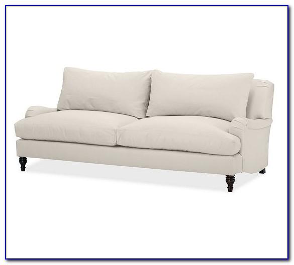 English Roll Arm Sofa Leather