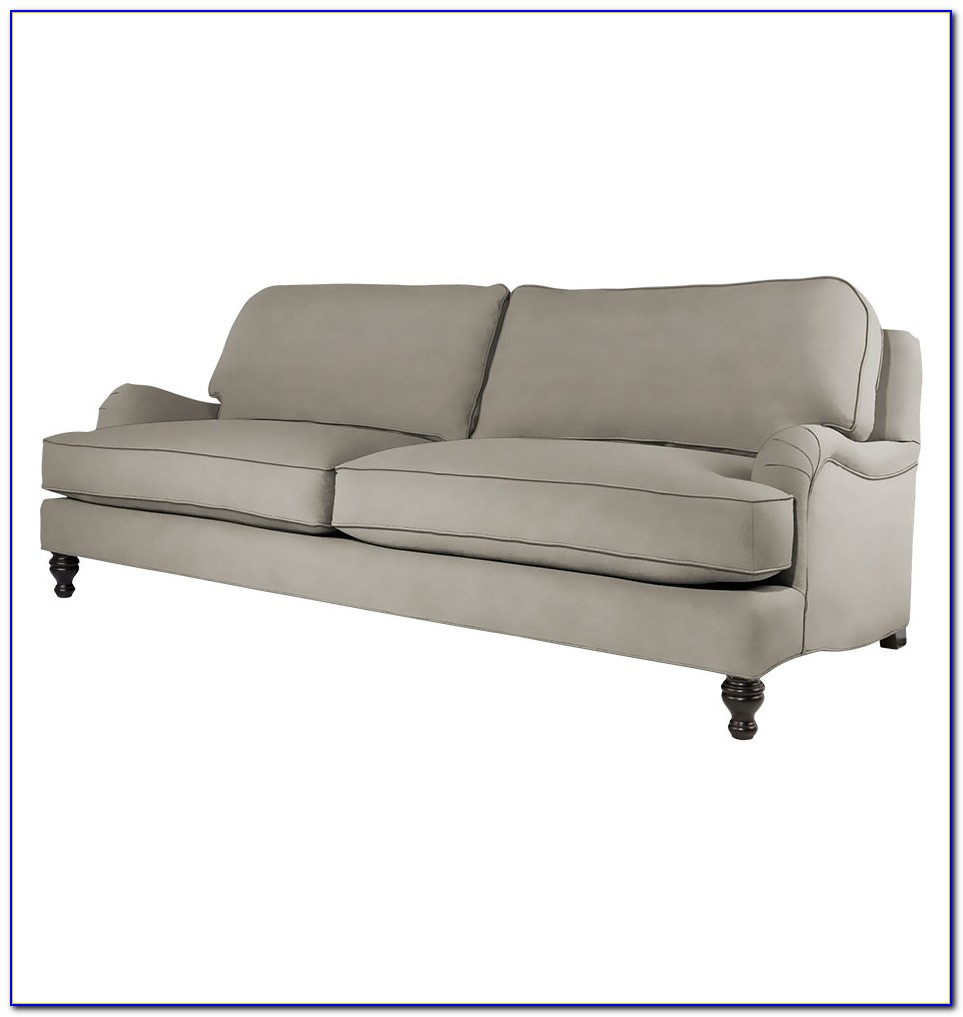 English Roll Arm Sofa Style