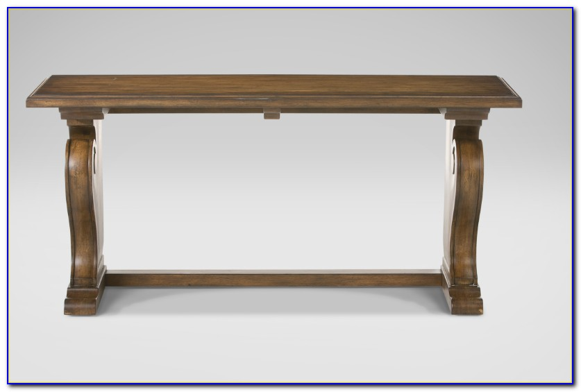 Ethan Allen Sofa Table Ebay