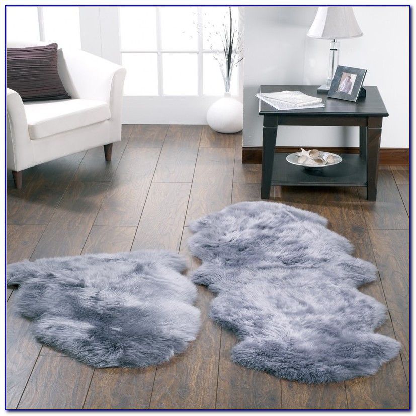 Extra Large Faux Fur Rugs