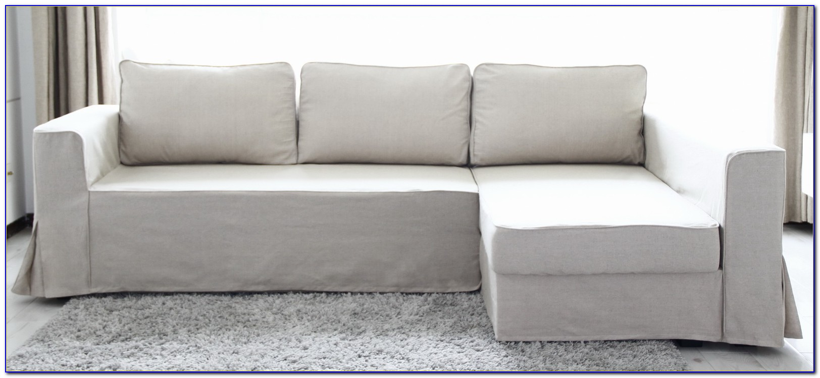 Fitted Slipcovers For Sectional Sofas