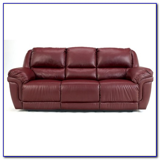 Franklin Reclining Sofa With Drop Down Table