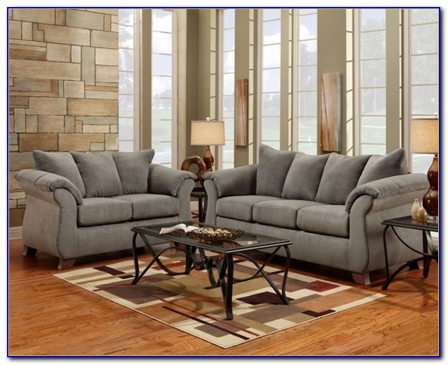 Gray Sofa And Loveseat Covers