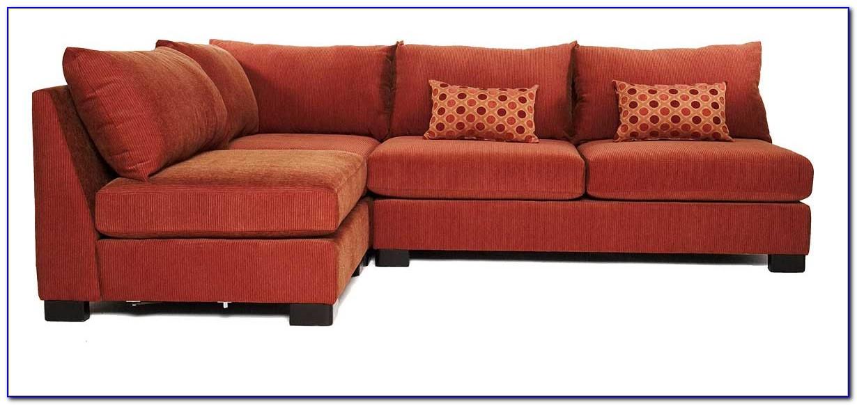 Gus Small Sectional Sleeper Sofa