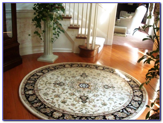 Half Round Entry Rugs