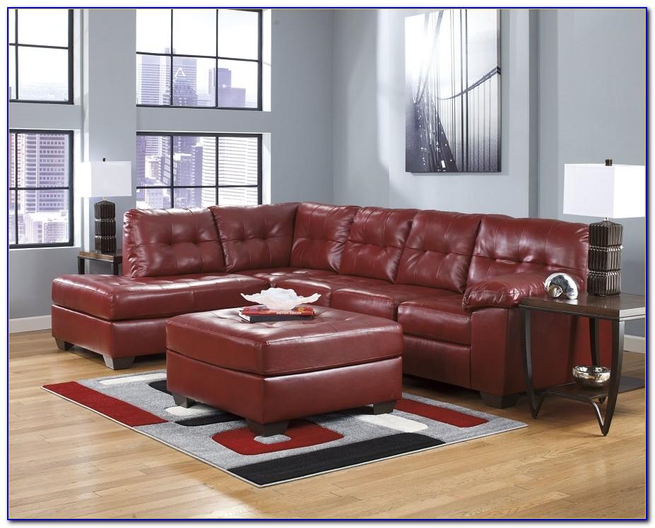 Hancock And Moore Leather Sofa