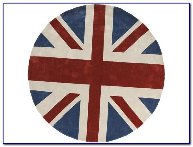 Jonathan Adler British Flag Rug