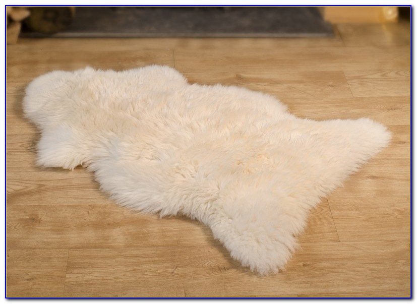 Large Faux Fur Rugs Uk