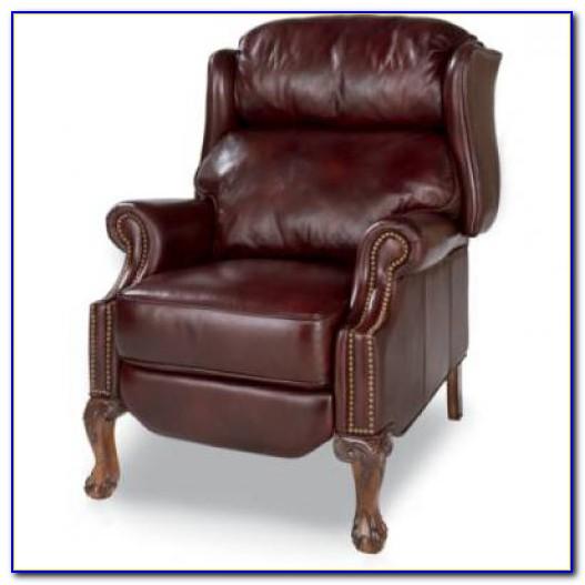 Lazy Boy Leather Power Reclining Sofa