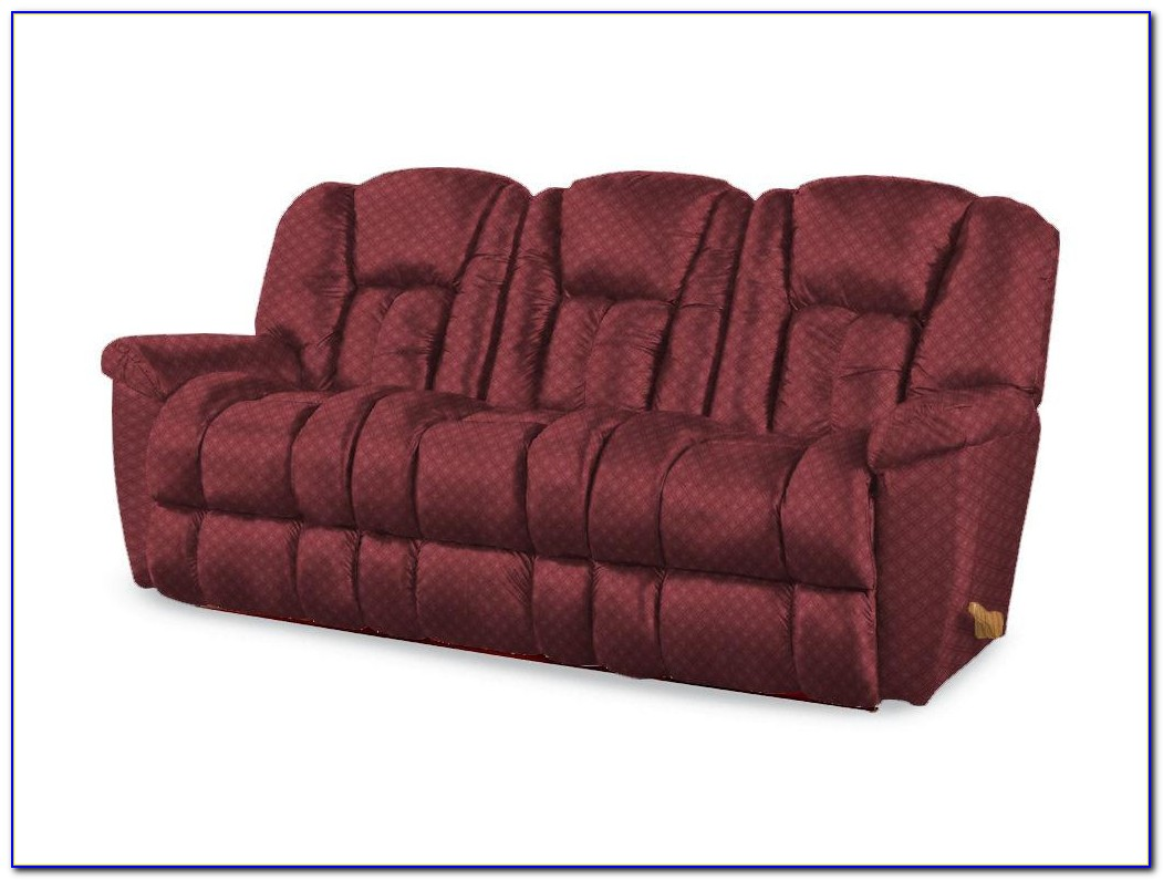 Lazy Boy Leather Reclining Sofa And Loveseat