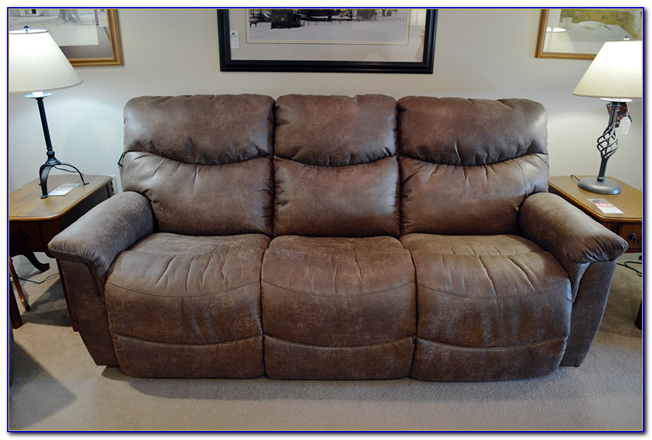 Lazy Boy Leather Reclining Sofas
