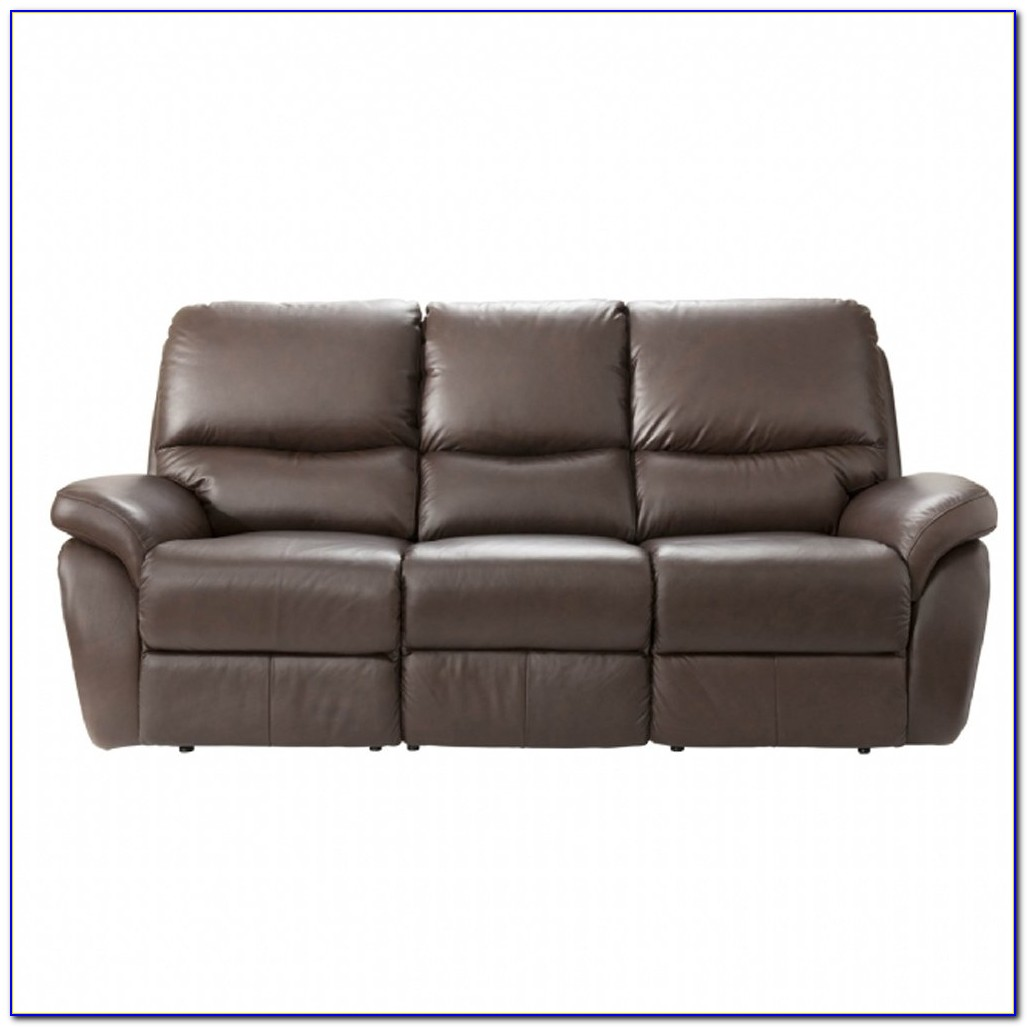 Leather Corner Sofa With Recliner