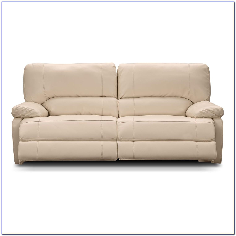 Leather Power Reclining Sofa Costco
