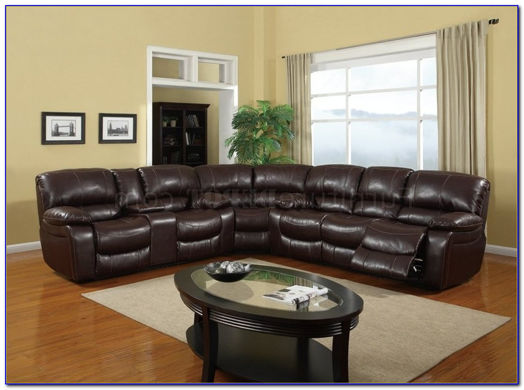 Leather Sectional Reclining Sofa Costco