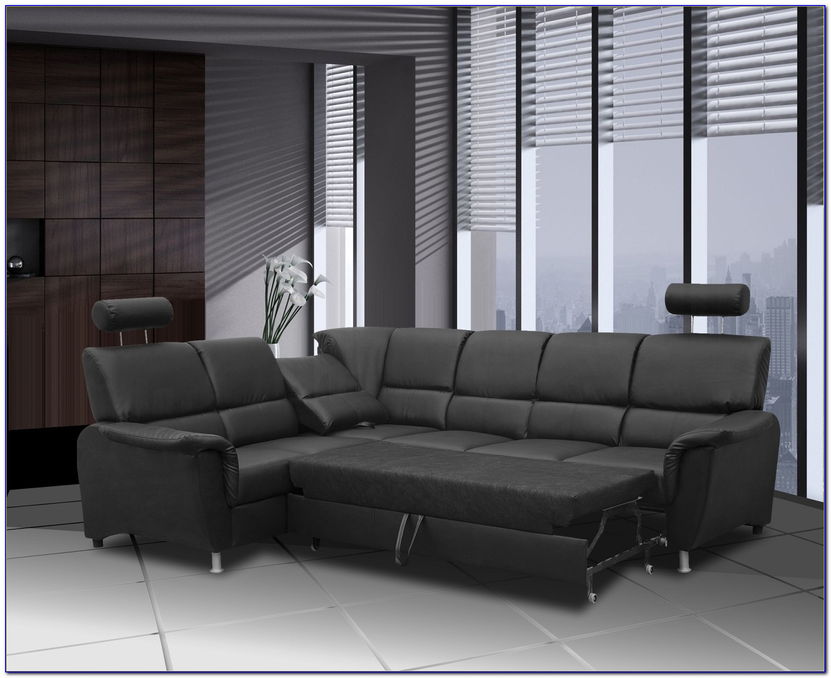 Leather Sectional Sofa San Diego