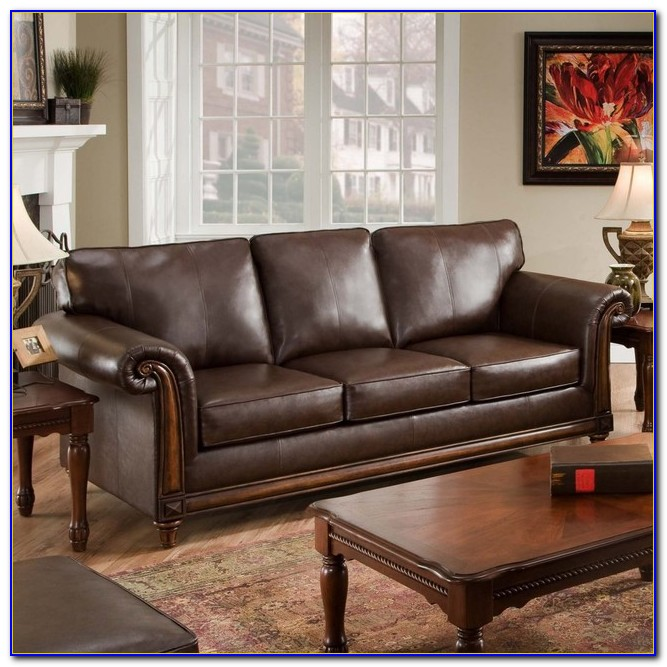 Leather Sofa San Diego
