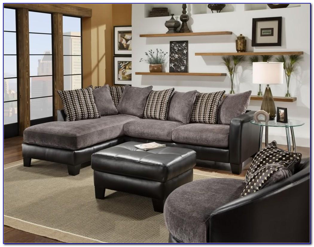 Light Grey Sofa And Loveseat