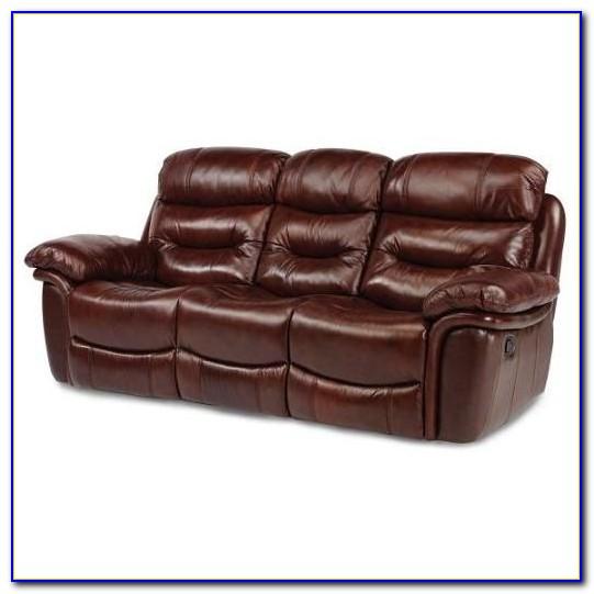 Mcadams Power Reclining Leather Sofa