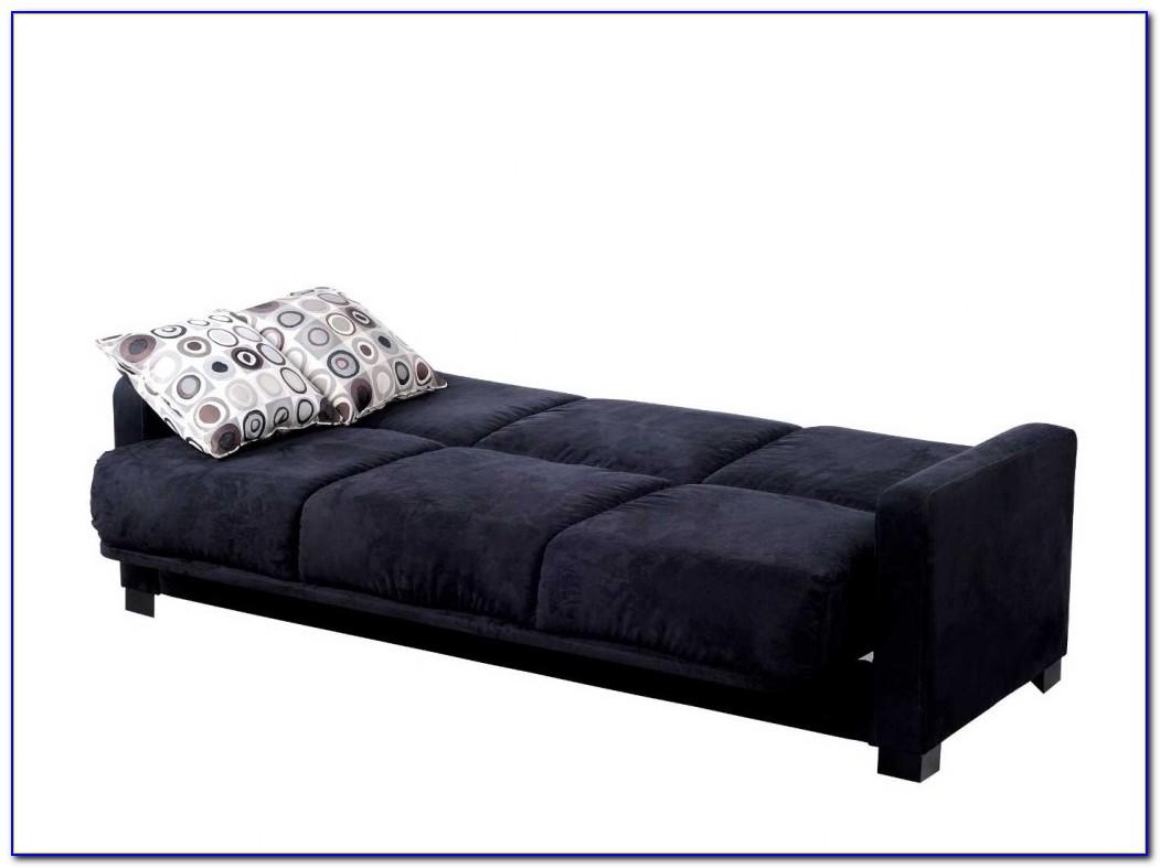 Microfiber Recliner Sectional Sleeper Sofa