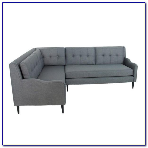 Mid Century 3 Piece Sectional Sofa