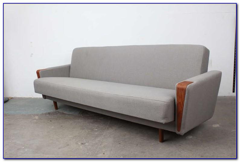 Mid Century Style Sleeper Sofa