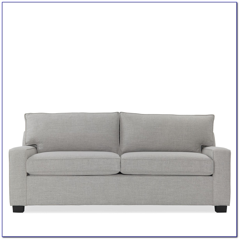 Mitchell Gold Slipcovered Sleeper Sofa