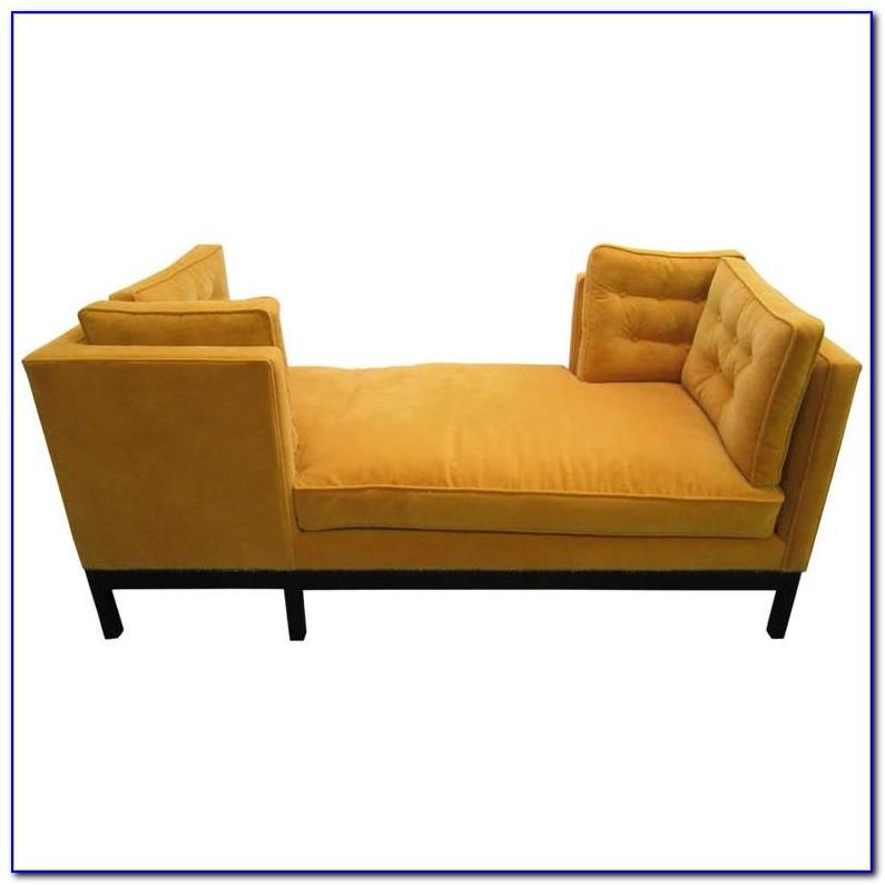 Modern Tete A Tete Sofa