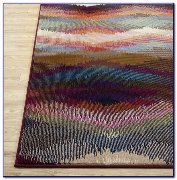 Multicolor Area Rugs