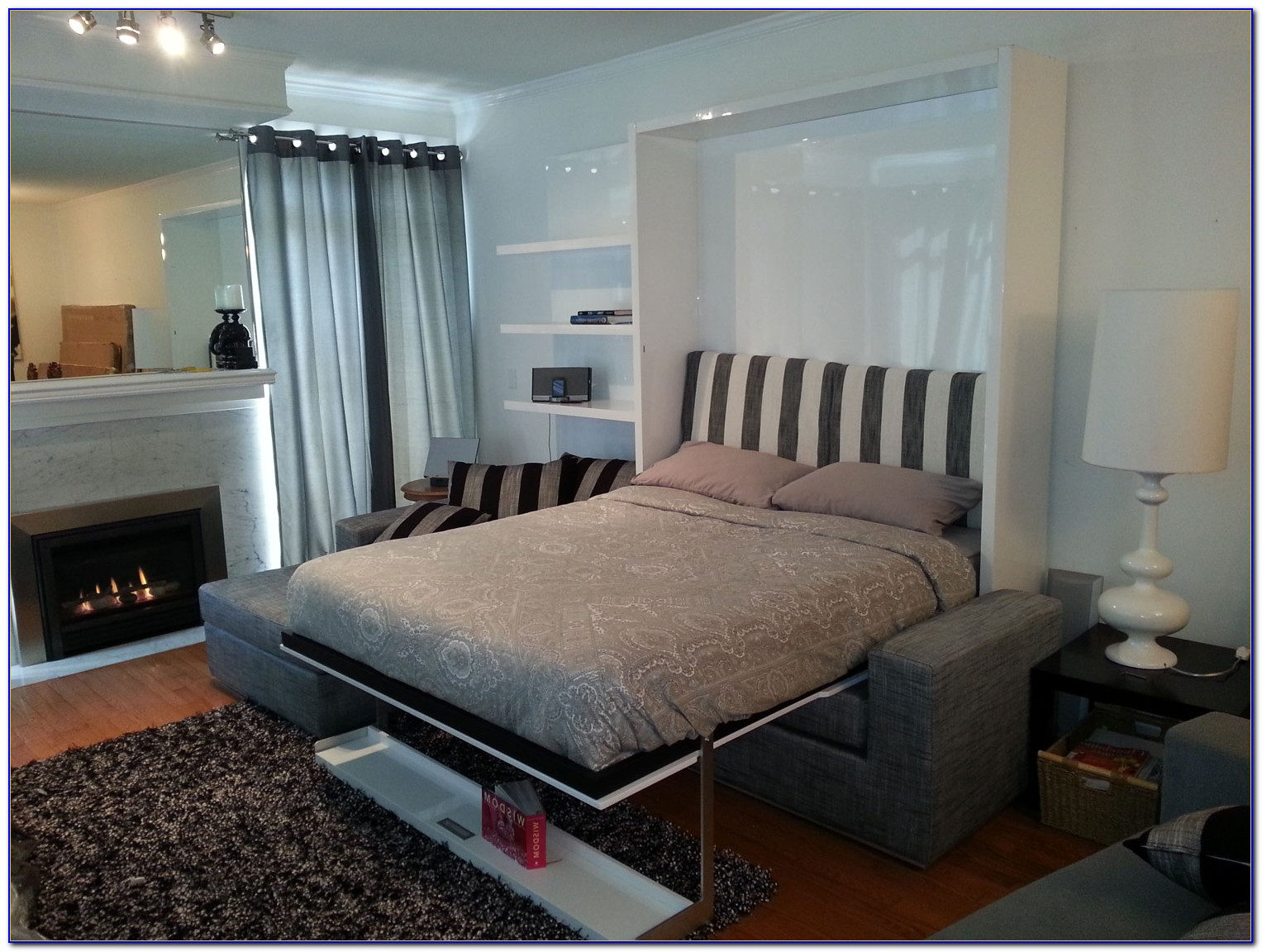 Murphy Bed Couch Combo Plans