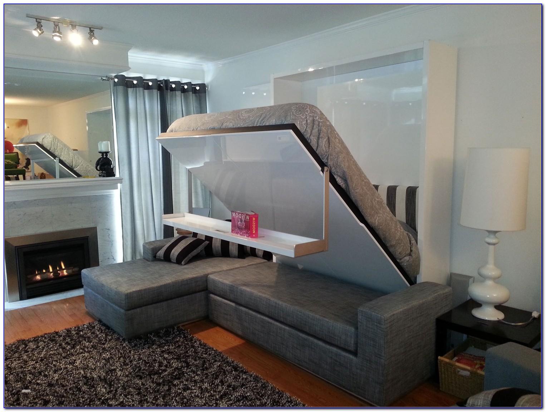 Murphy Bed Sofa Combo Canada
