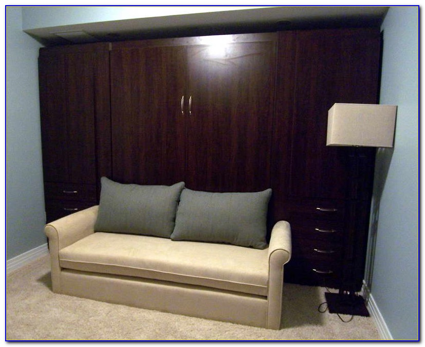 Murphy Bed With Sofa Uk