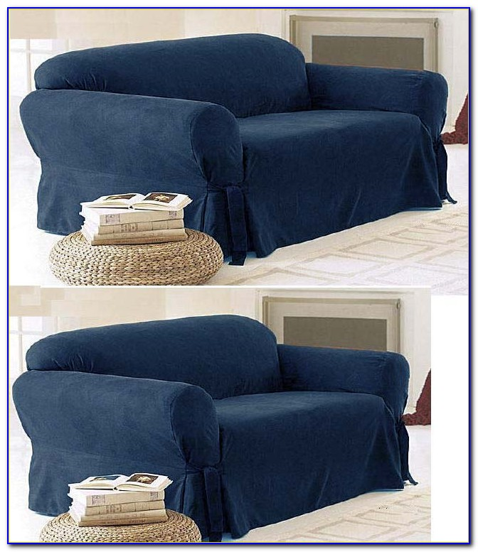 Navy Blue Sectional Sofa Canada