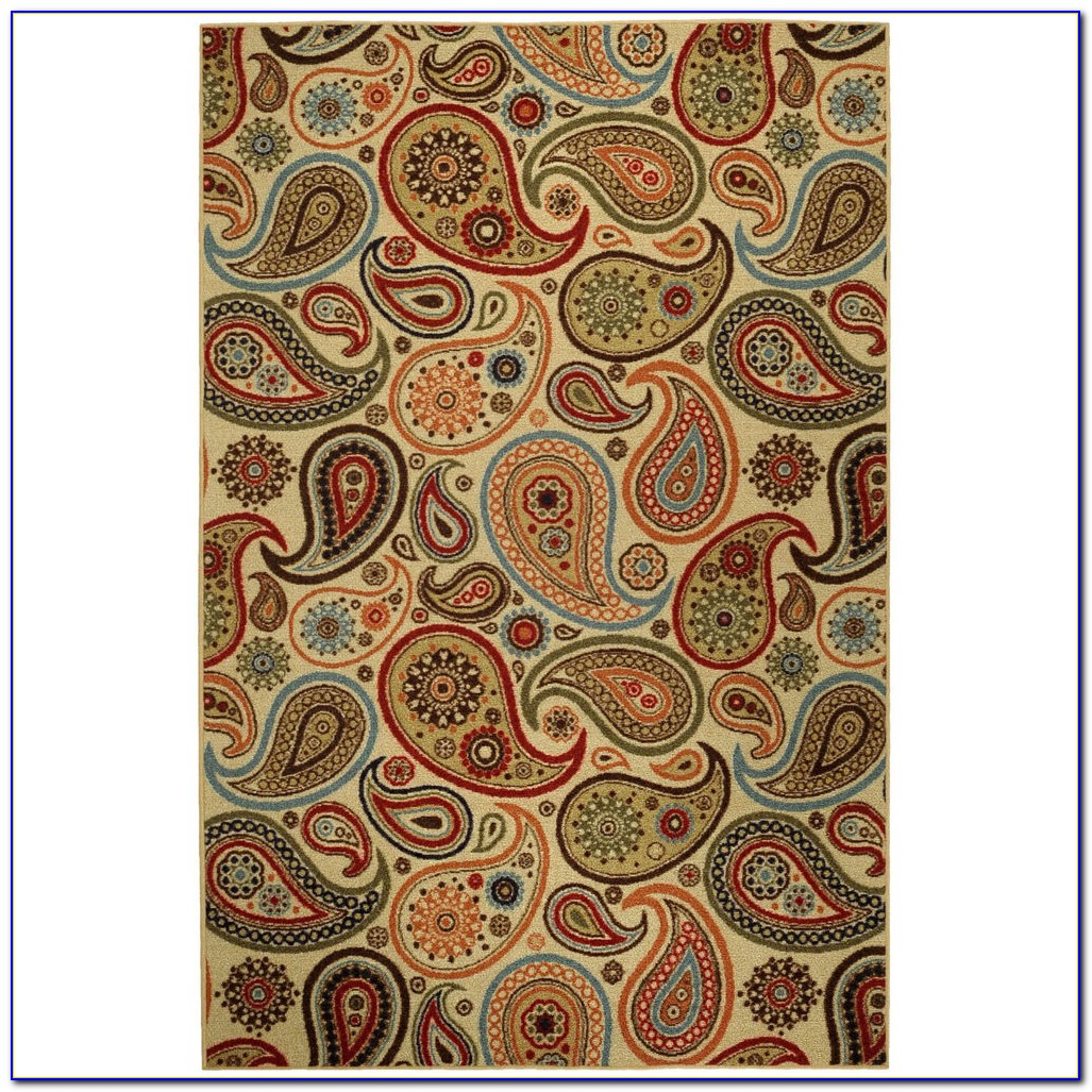 Non Skid Backing Area Rugs