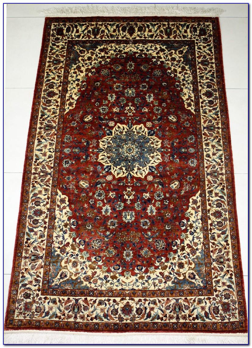 Persian Silk Rugs Iran