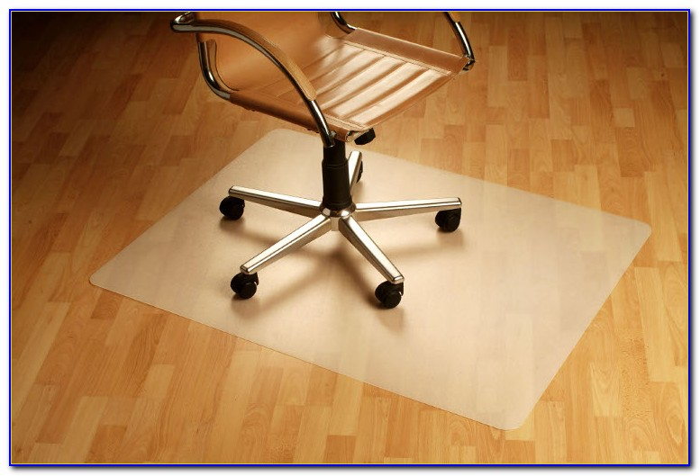 Plastic Rug Protector Chair