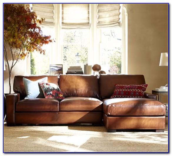Pottery Barn Like Sectional Sofa