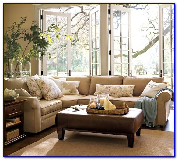 Pottery Barn Sectional Couch Connectors