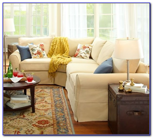 Pottery Barn Sectional Sofa Covers