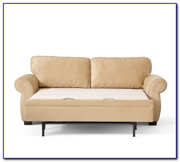Pottery Barn Sleeper Sofa Cover