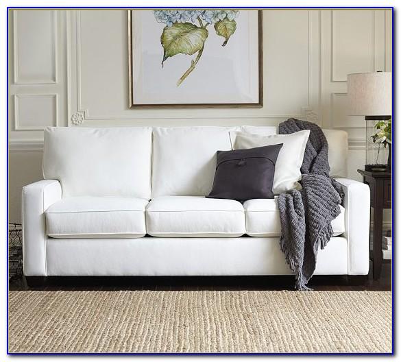 Pottery Barn Sleeper Sofa Dimensions
